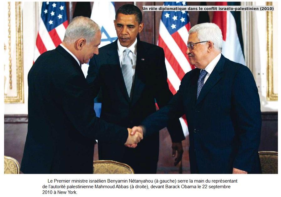 Obama conflit