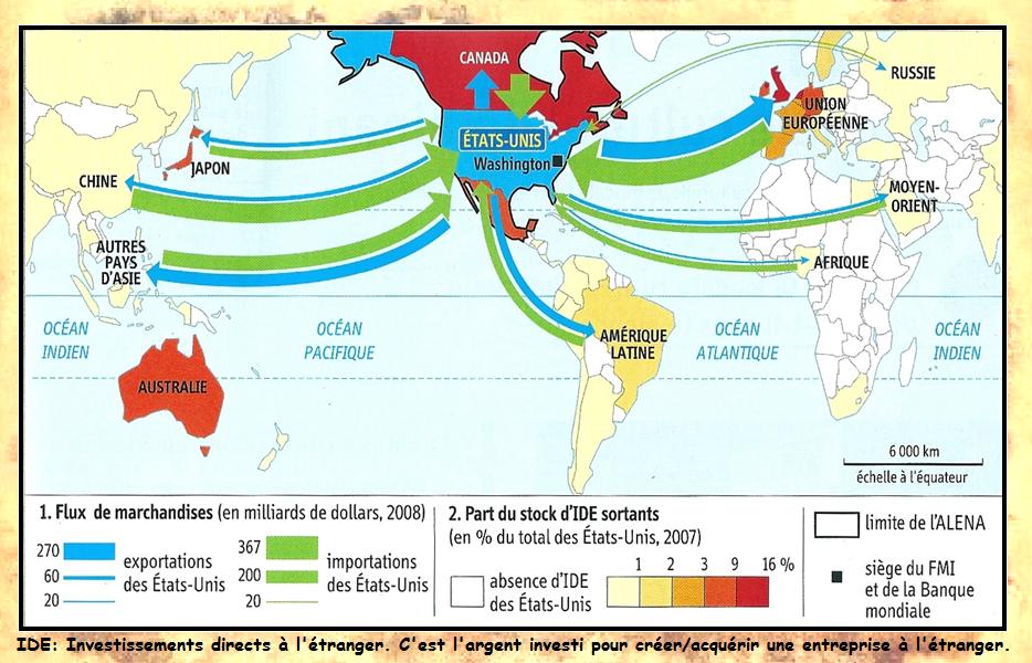 activit 233 1 une place centrale dans l 233 conomie et la finance mondiale la classe d histoire