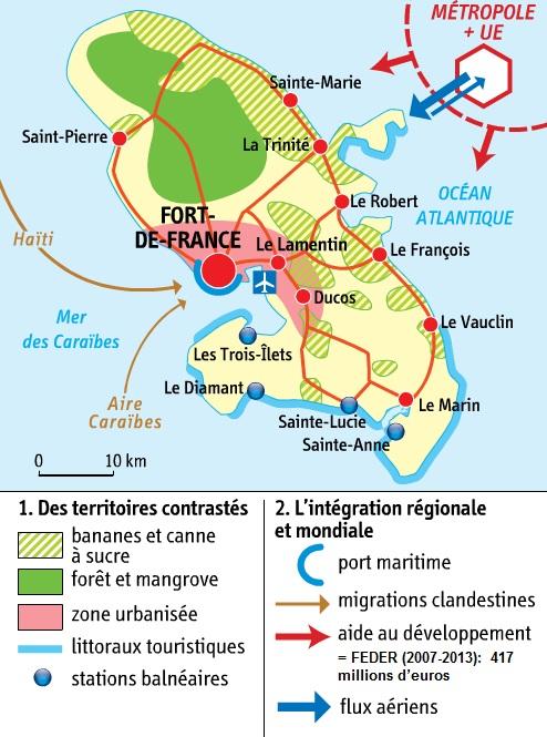 DOC 2- La Martinique, activités et ouverture