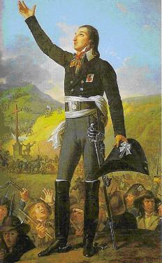 Doc 3 - Louis de Lescure, un noble vendéen qui se révolte car il refuse de se battre pour défendre la patrie.