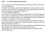 DOC 4 - le traité de Maastricht (extraits).