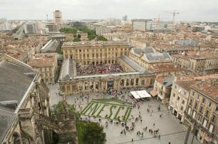 DOC 7- Bordeaux, entre au classement du patrimoine mondial de l'UNESCO en 2007.