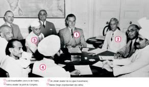 Doc 8 : Les négociateurs de l'indépendance