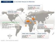 Les français en opérations extérieures