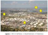 La raffinerie de Corpus Christie au Texas
