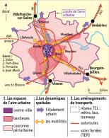 DOC 2 - Aménagements et mobilités dans l'aire urbaine de Lyon