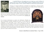 DOC 2 : Discours radiodiffusé du maréchal Pétain, 17 juin 1940. (source : charles-de-gaulle.org)